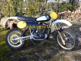 moto restaurée